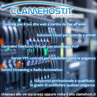 clamehost Partner ufficiali